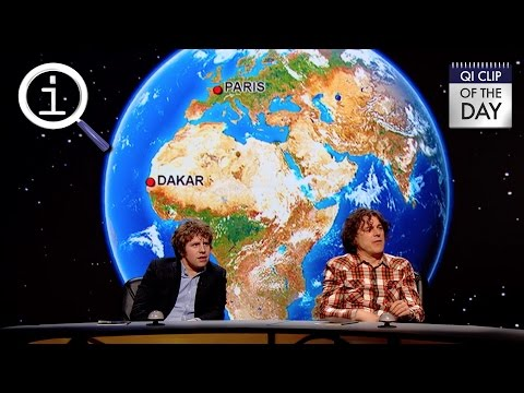 QI | Where Does The Paris-Dakar Rally Start?