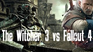 The Witcher 3 vs Fallout 4