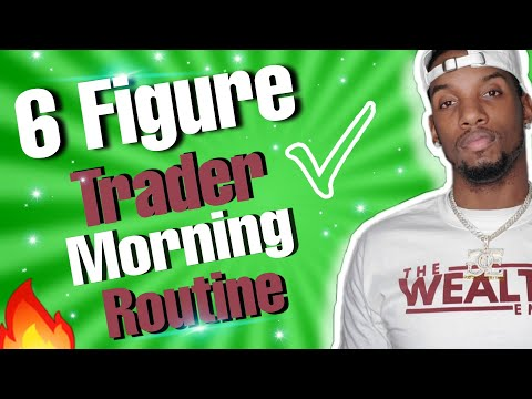6 FIGURE TRADER MORNING ROUTINE  | JEREMY CASH | FOREX TRADING 2021