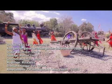 "HAITI COEUR DE FEMME - ""NOU GEN FOS"" OFFICIAL HD MUSIC VIDEO"