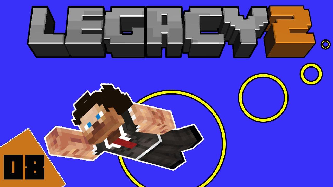 Legacy Ep 8 - Skizz Bringing Games!!!