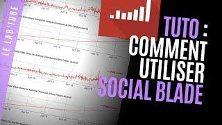 💡 Comment utiliser Socialblade (Tuto FR)