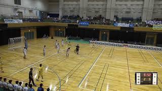 2019年IH ハンドボール 男子 2回戦 彦根翔西館(滋賀)VS 市川(千葉)