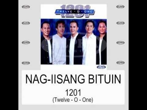 Nag-Iisang Bituin By 1201 (Twelve-O-One) (With Lyrics)