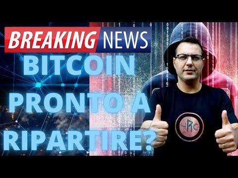 Bitcoin possiamo già risalire?