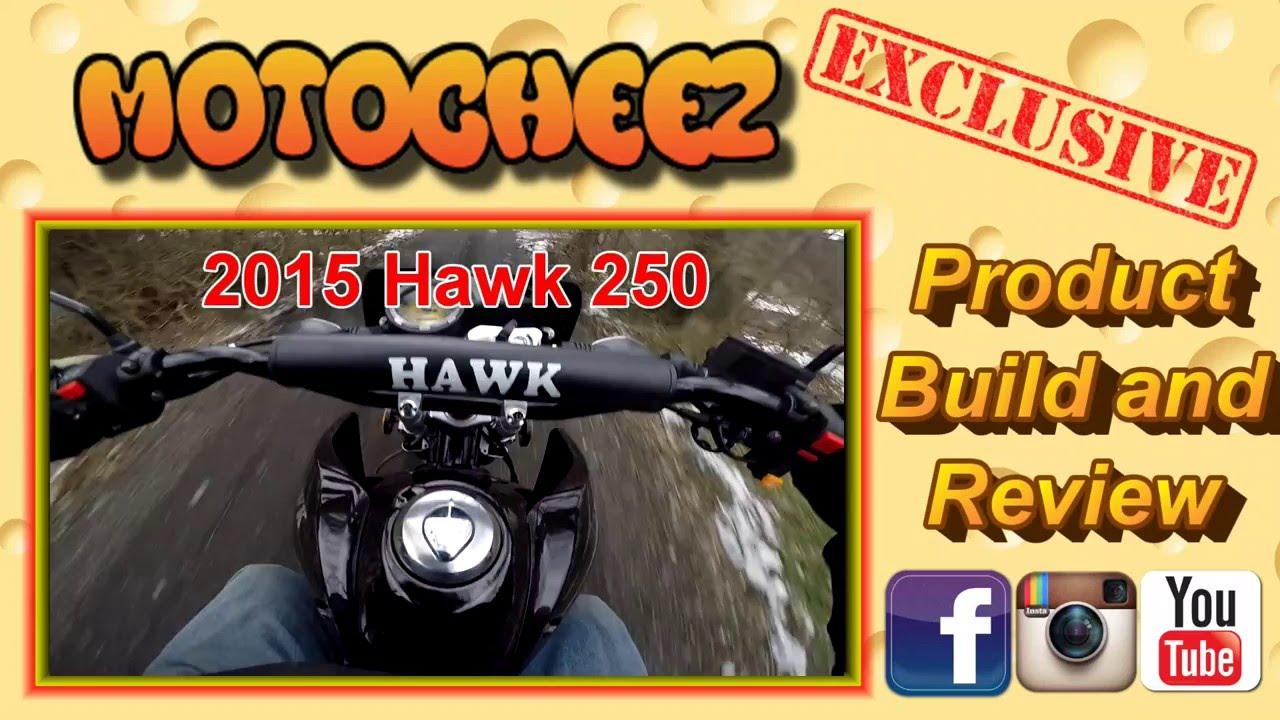 RPS Hawk 250 - MotoCheez