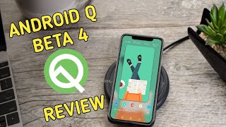 Pixel Q Beta 4 Android 10 On Any Phone Review