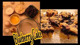 BlueBerry Cake Recipe  Quick n Easy Recipe #baking #joyofbaking #familyreview
