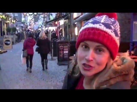 Christmas Vlog GALWAY EN NAVIDAD