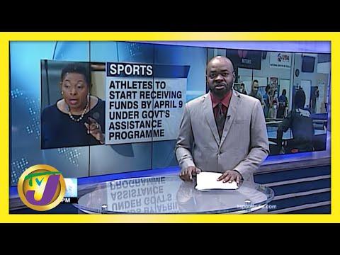 Gov't Athlete Assistance Programme to Resume April 9   TVJ Sports