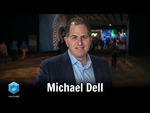 Michael Dell, Dell Technologies   Dell Technologies World 2018
