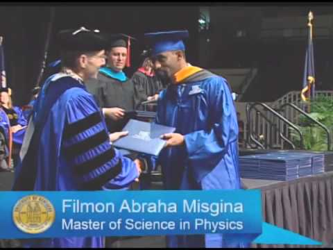University of Kentucky December 2013 Graduate & Professional Commencement