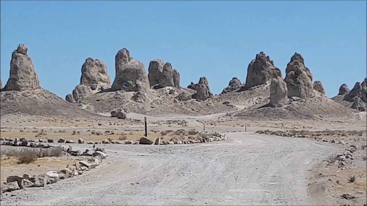 Trona California Murders: USA-road Trip 2017