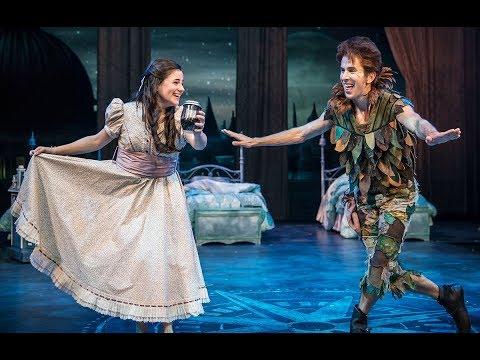 On Stage: PETER PAN, A MUSICAL ADVENTURE