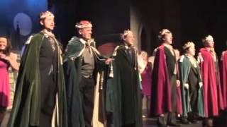Iolanthe (2012) clip 2 (University of Aberdeen Gilbert & Sullivan Society)