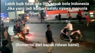 Tawuran suporter indonesia paling sadis