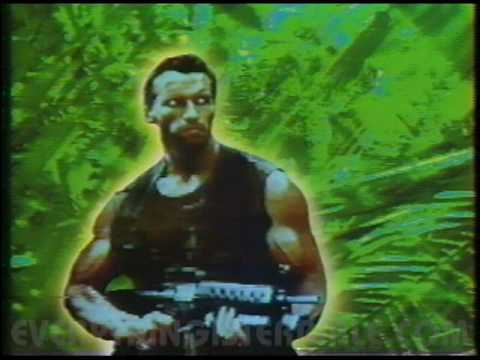 Predator Now on VHS!
