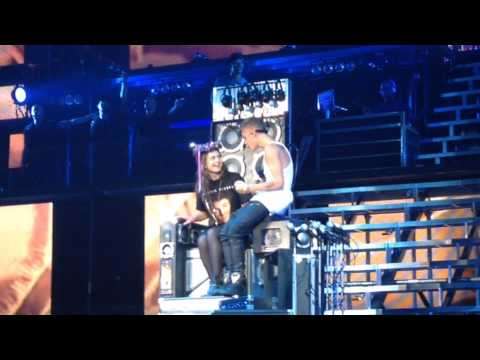 One Less Lonely Girl at Capital Fm Arena