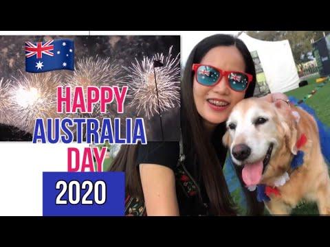 AUSTRALIA DAY 2020 Broadwater Gold Coast || Wonderful Fireworks Display One Of The Best
