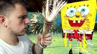 SPONGEBOB vs FIREWORKS (Gmod Sandbox)(, 2016-07-04T20:19:40.000Z)