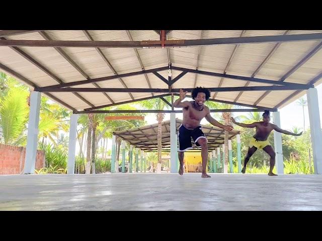 Mussum Cdo e Gugu Quilombola - Capoeirando/Ilhéus/Bahia