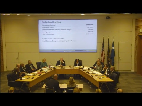 May 2018 Port Commission Meeting