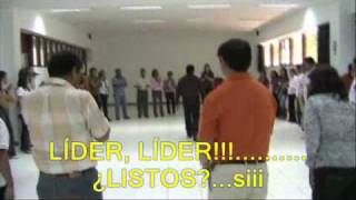 LÍDER - LÍDER dinámica grupal.
