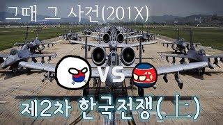제2차 한국전쟁 시나리오(그때 그 사건)