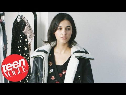 Naomi Scott: A Day in the Life of Princess Jasmine  Teen Vogue