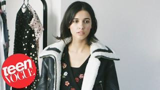 Naomi Scott: A Day In The Life Of The Pink Power Ranger | Teen Vogue