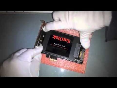 SEDNA   PCI Express PCIe Adattatore per SATA III 6G SSD con 1 porta SATA III