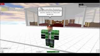 the accouts of roblox