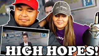 Panic! At The Disco: High Hopes [OFFICIAL MUSIC VIDEO] | COUPLE'S REACTION 2018 #Panic!AtTheDisco