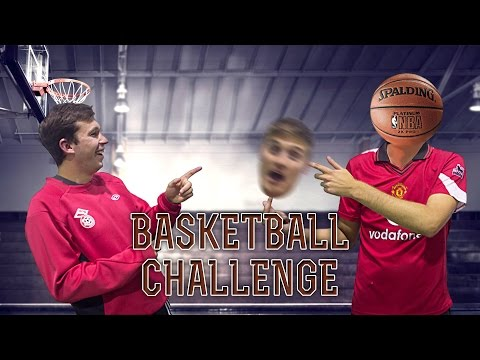 Basketball Challenge: Клинские баскетболисты Vs МойКлин.RU