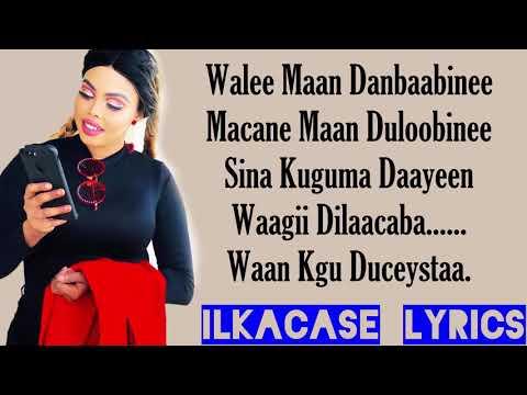 Rasmi Rays Heestii Walee Maan Danbaabinee Lyrics 2019