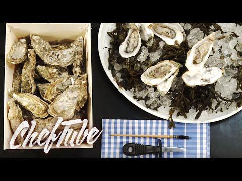Cómo preparar ostras