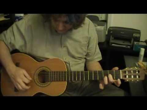 beginner guitar lessons - d minor chord - open position