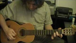 beginner guitar lessons - d minor chord - open position
