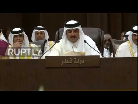 Jordan: Arab leaders' closing declarations focus on Syria at 28th Arab League summit