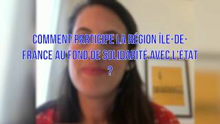 Yvelines | La Région Île-de-France face à la crise sanitaire