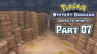 Pokémon Mystery Dungeon Gates to Infinity Part 07: Desolate Canyon!