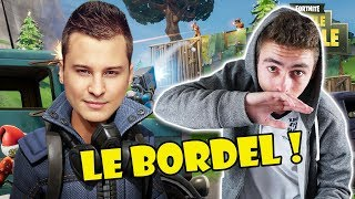 ON FOU LE BORDEL SUR FORTNITE !! ( Ft Furious_Jumper )