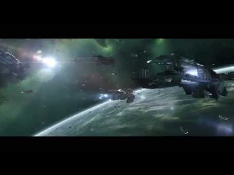 EVE Online [Opening Cinematic] [Intro] [Full HD] [1080p]