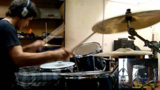 The Strokes - Under Cover of Darkness (drums)
