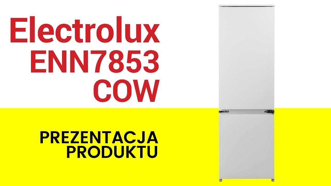 Ogromny Lodówka ELECTROLUX ENN 7853COW - ceny i opinie w Media Expert LN13