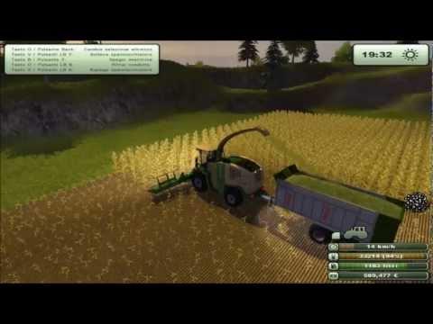 Farming Simulator 2013 Insilato Krone Big X 1000