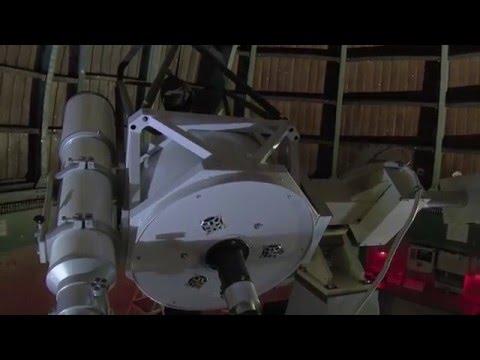 Charivari 98.6 zu Gast bei der NAA - Nürnberger Astronomische Arbeitsgemeinschaft