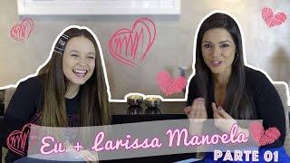 Larissa Manoela surpreende fãs ao revelar que não é mais virgem; Assista!