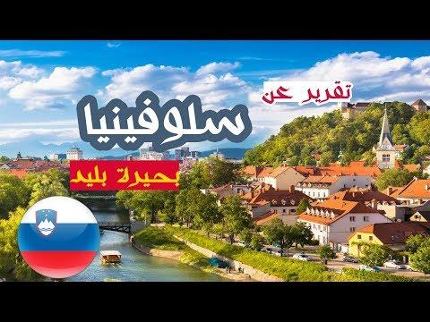 تقرير عن ليوبليانا عاصمة سلوفينيا وبحيرة بليد