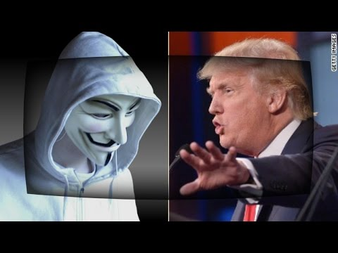Mensaje De Anonymous Para Donald Trump